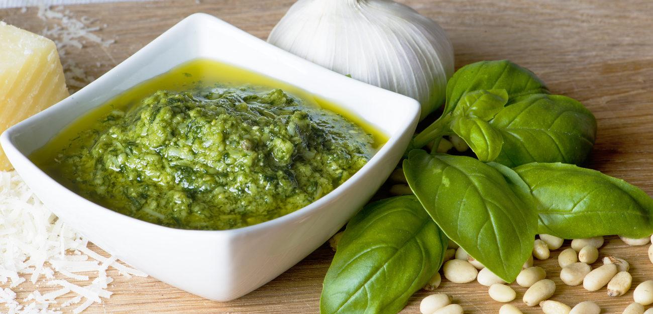 Итальянский соус Pesto